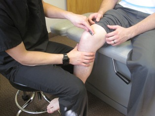 Graston Technique knee pain