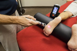 Cold Laser Feet Neuropathy