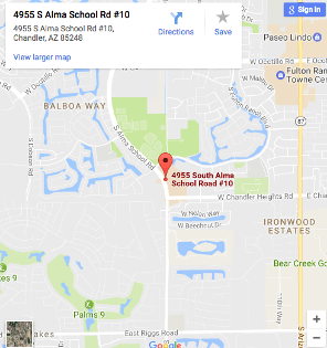 Chiropractic Physical Therapy Clinic in Chandler AZ